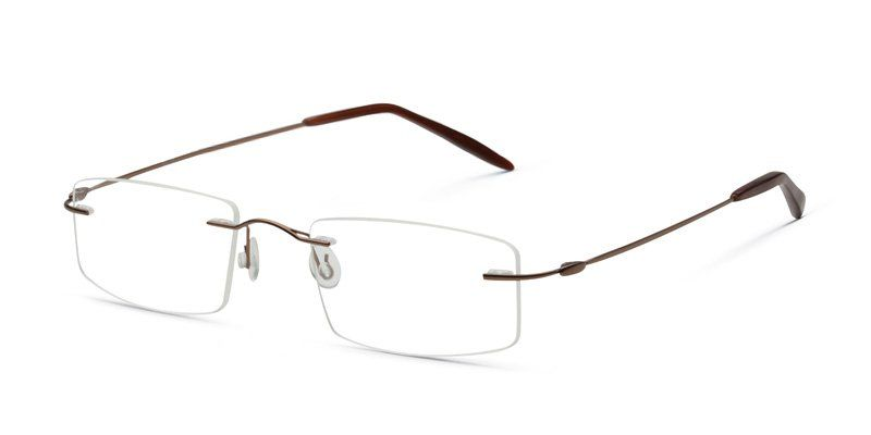 Breeze Brown Prescription eyeglasses From $89