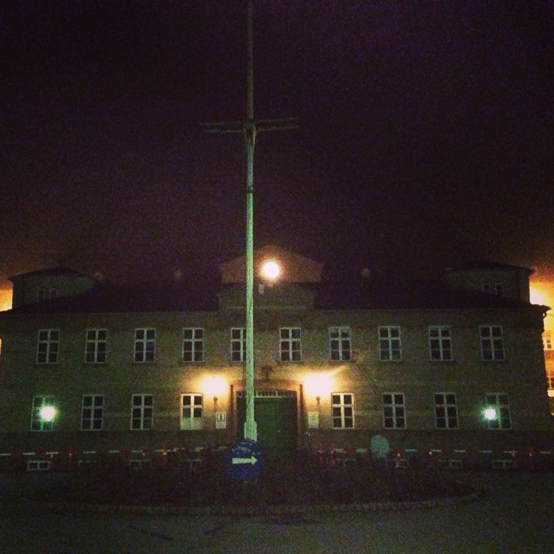 horsens by night