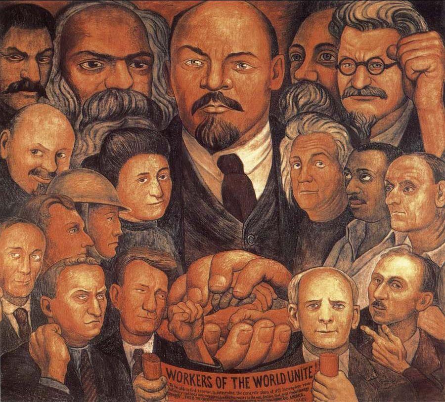 POUL WEBB ART BLOG: Born on this day Diego Rivera December 8, 1886, in Guanajuato, Mexico