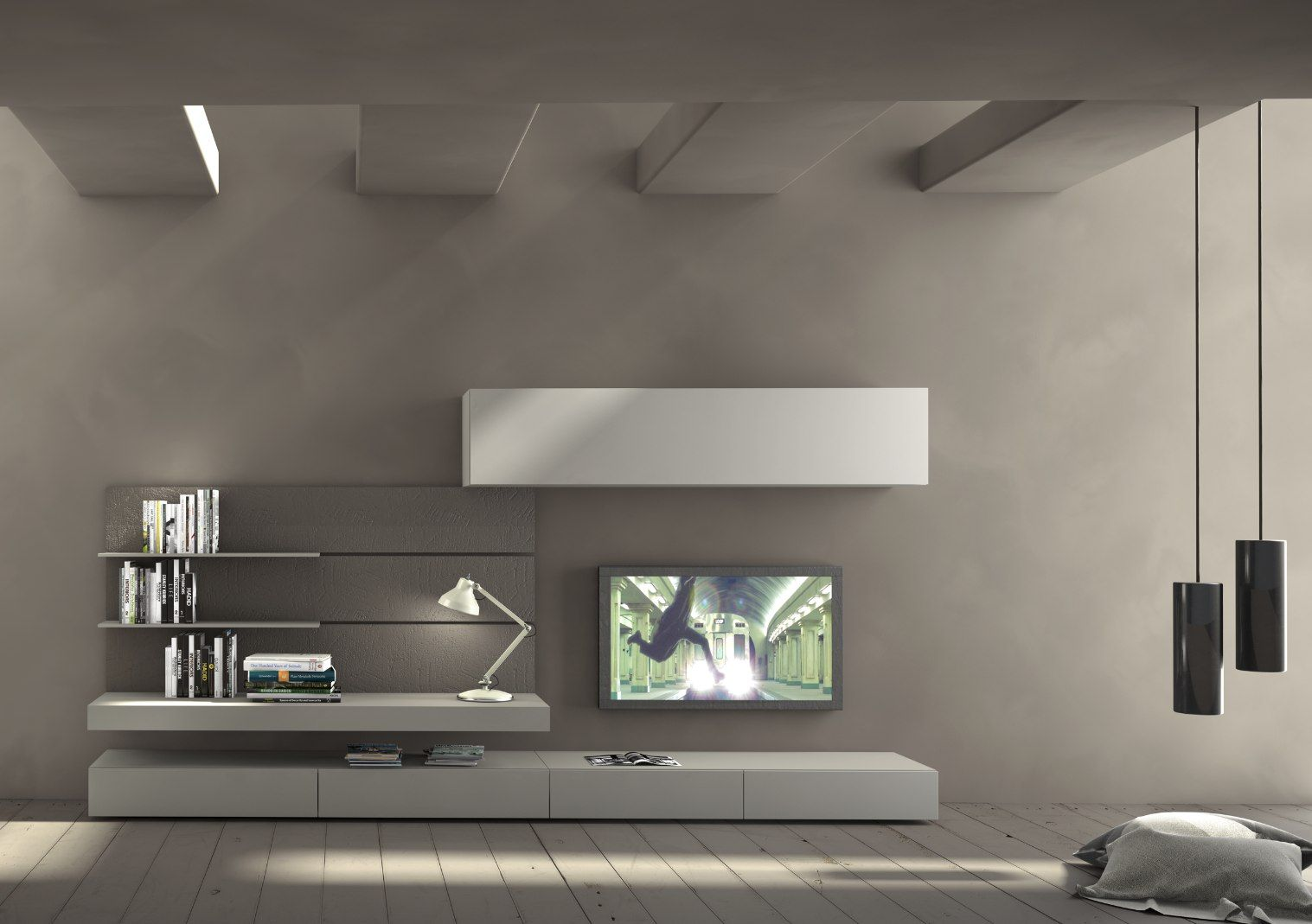 Presotto inclinart top interieur in 2019 tv meubels for Presotto industrie mobili spa