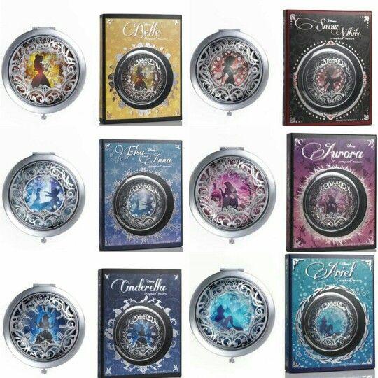 sephora compact mirror. sephora limited edition disney princess compact mirror