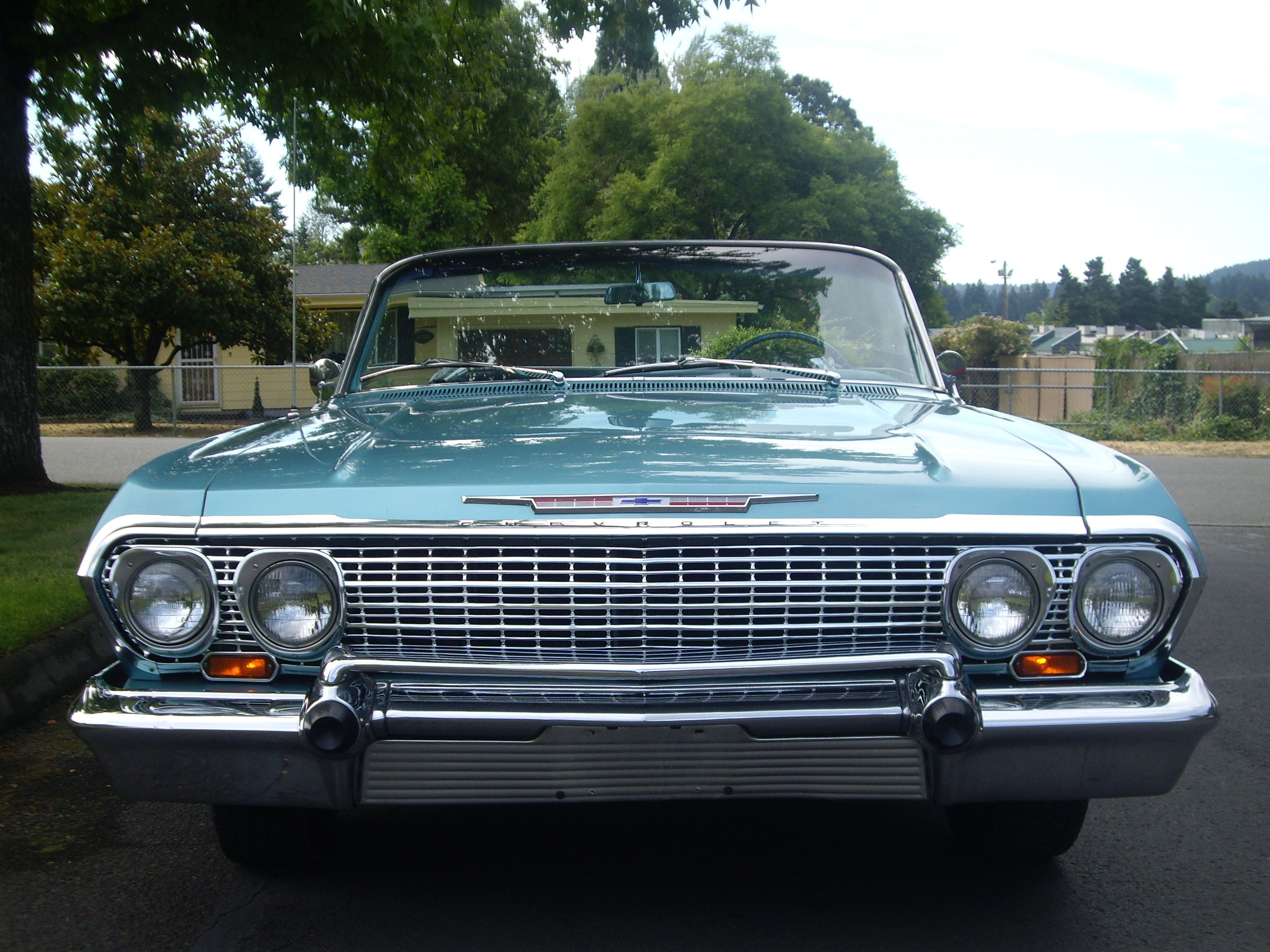 Good Vehicle 1963 chevrolet impala ss About Flexible Interior