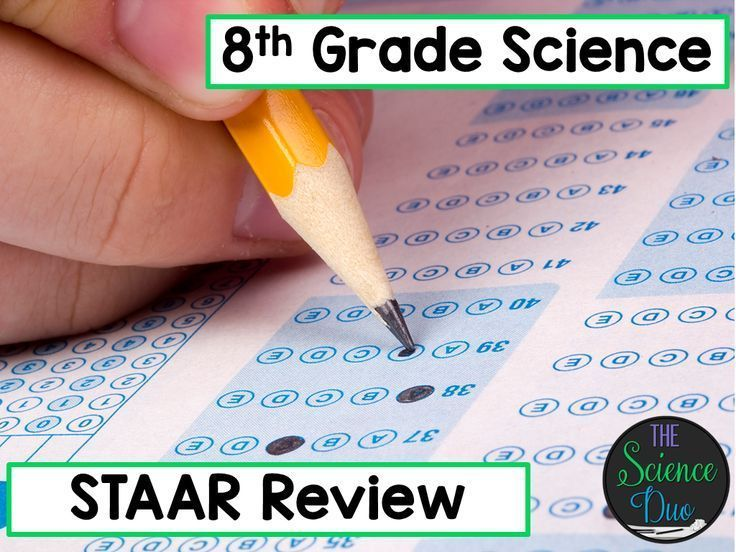 Blog 5 uses for 8th Grade Science STAAR Review Booklet