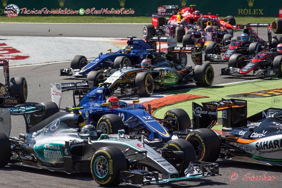 Sauber espera tener la última especificación de motor antes de final de temporada  #Formula1 #F1 #SingaporeGP