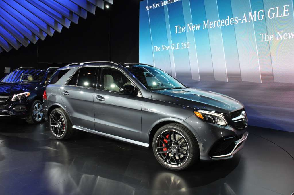 Luxury car reveals steal the show in New York