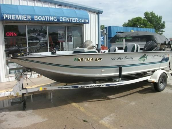 Used 1996 Northwood 170 Pro Tourney Lincoln Ne 68504 Boattrader Com Boat Used Boats Fishing Boats