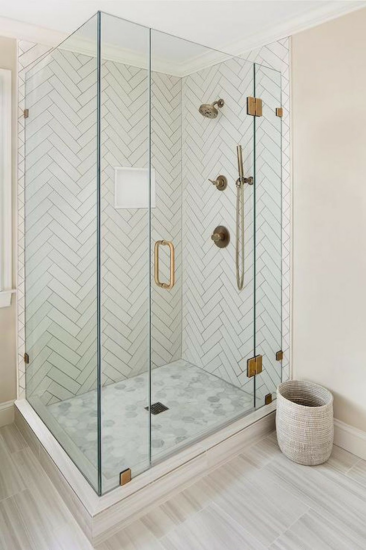 Popular Types Of Glass Shower Doors For Modern Bathrooms With