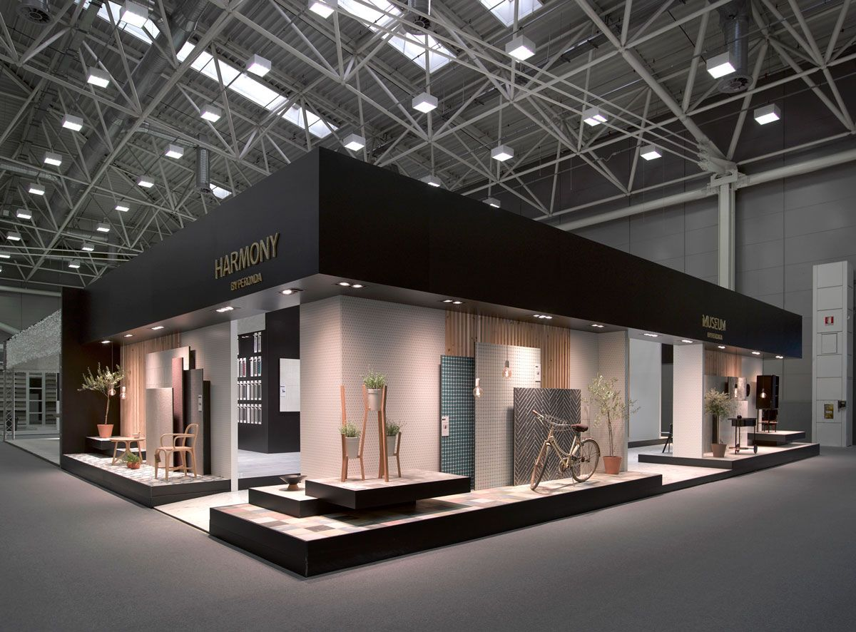 Exhibition Stand Design Decor : Exhibition stand design setup for trade shows for christmas