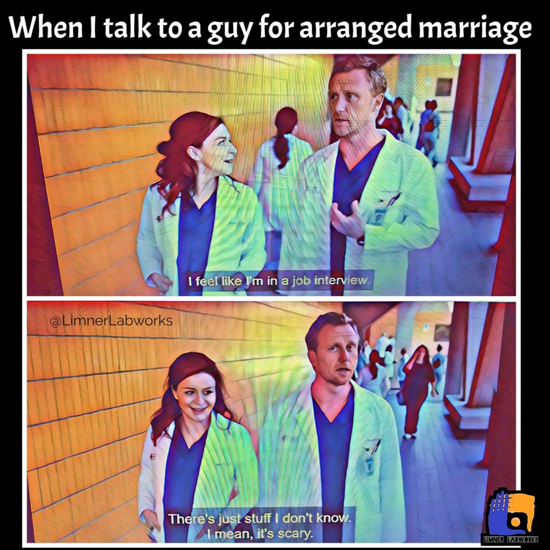 Arranged Marriage Meme Marriage Memes Arranged Marriage Marriage