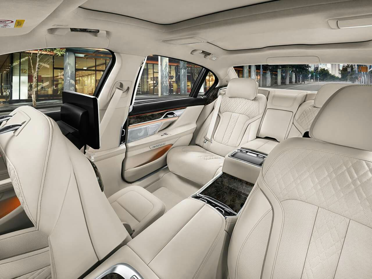 Bmw 7 Series Interior Designed For Ultimate Luxury Comfort