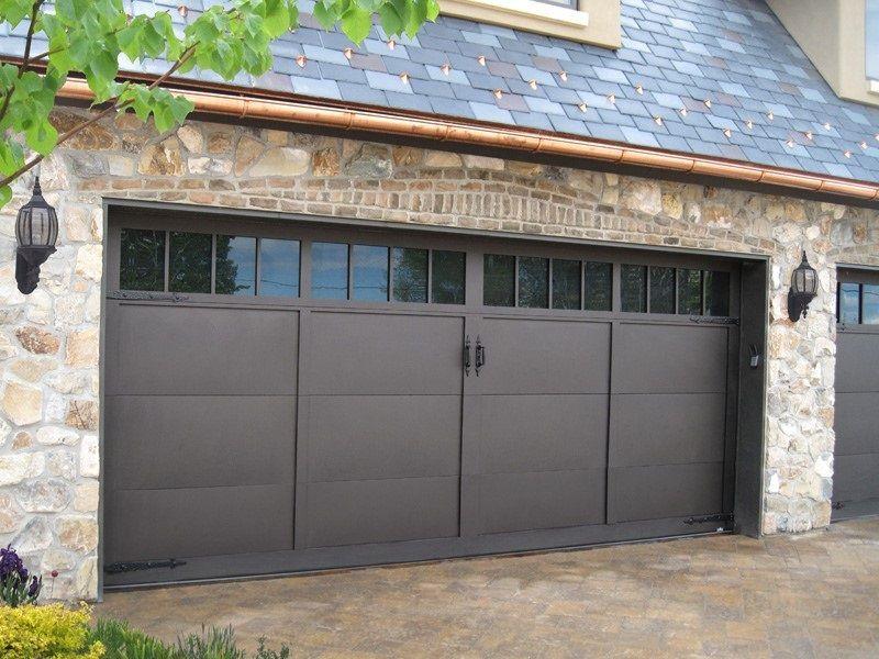 Unique Garage Door Conversion Ideas