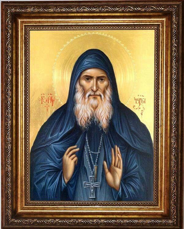 обычная практика фото грузинского святого габриэля раз
