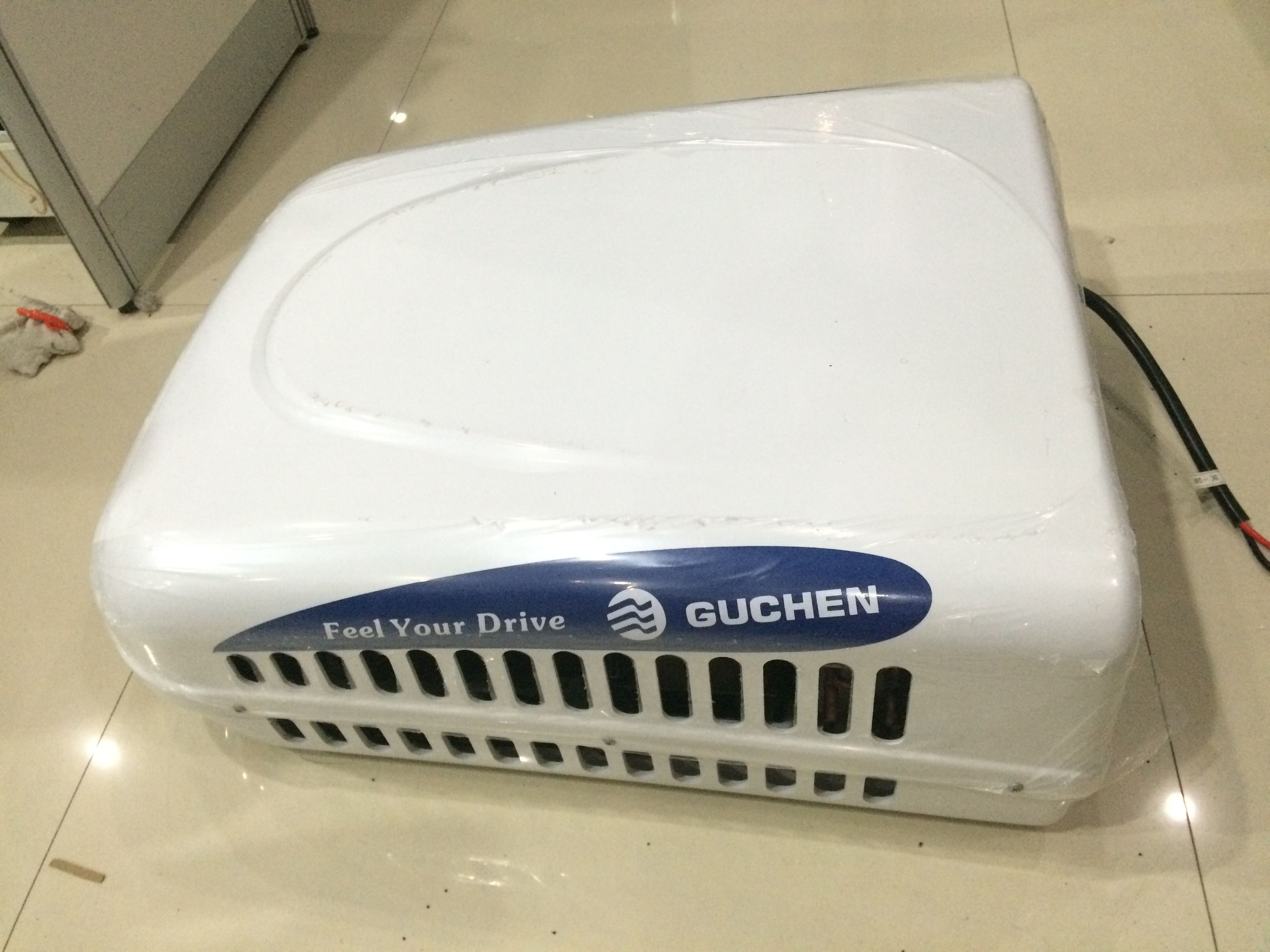 condenser for rooftop air conditioning Trucks