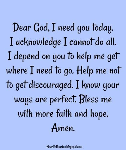 Faith Inspirational Quotes For Difficult Times: Strength Faith Prayer Positive Quotes Pictures