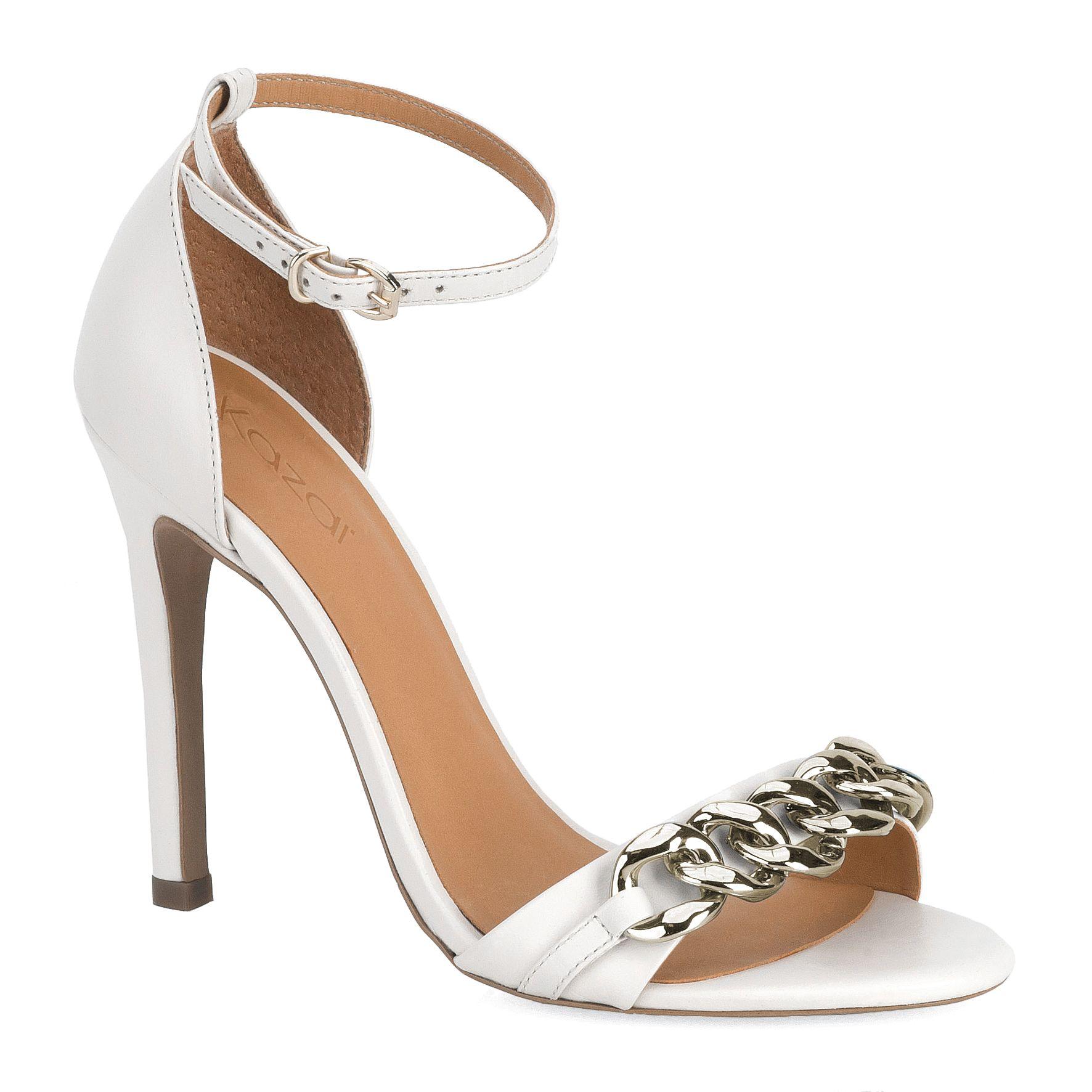 54022f01f70022 #Kazar trends www.kazar.com #kazar #fashion #boots #shoes #heels #szpilki  #white
