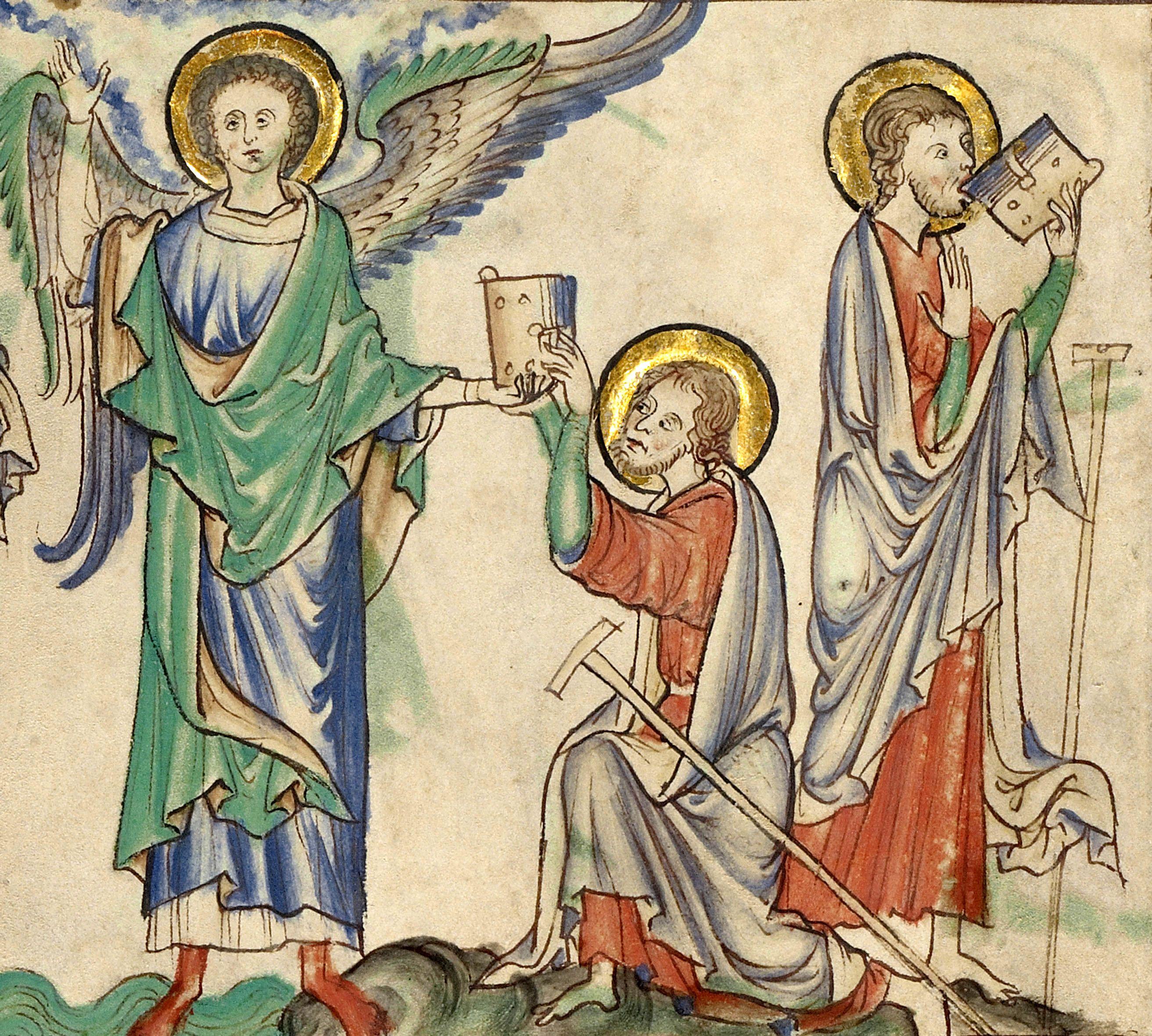 tratta dalla Dyson Perrins Apocalypse Inghilterra 1255 – 1260 Getty Museum Los Angeles Tweet Articoli correlatiA QUALE TAVOLO TI VUOI SEDERE