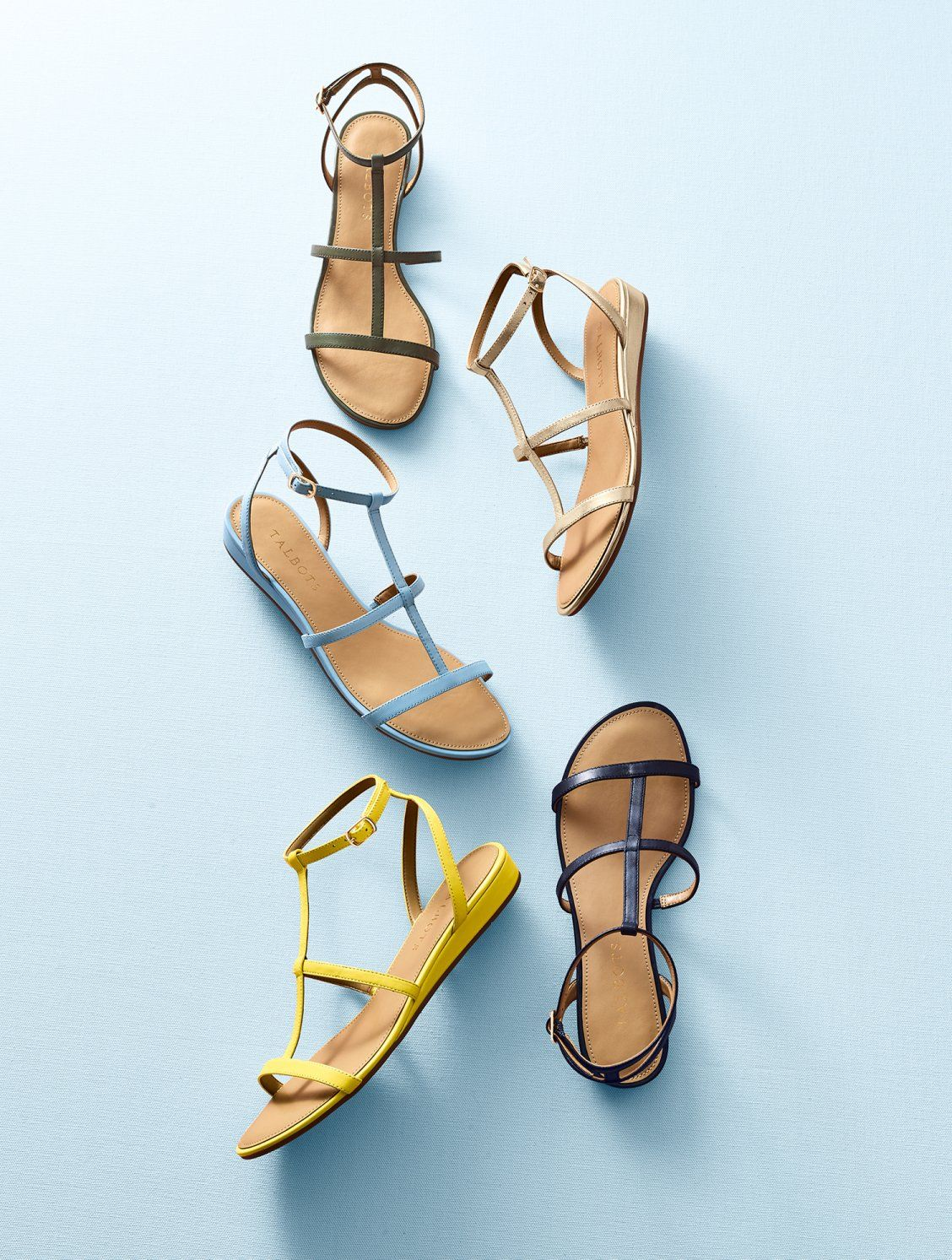 The Classic Gladiator Sandal Gets A Little Lift With A Modest Wedge Heel Multiple Straps Hold Your Foot In Place For A Comfortable Stylish Shoes Shoes Sandals
