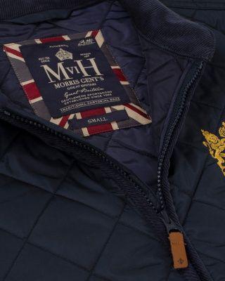 Morris Trenton Jacket Old Blue XS