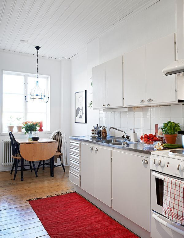 como decorar una cocina pequea