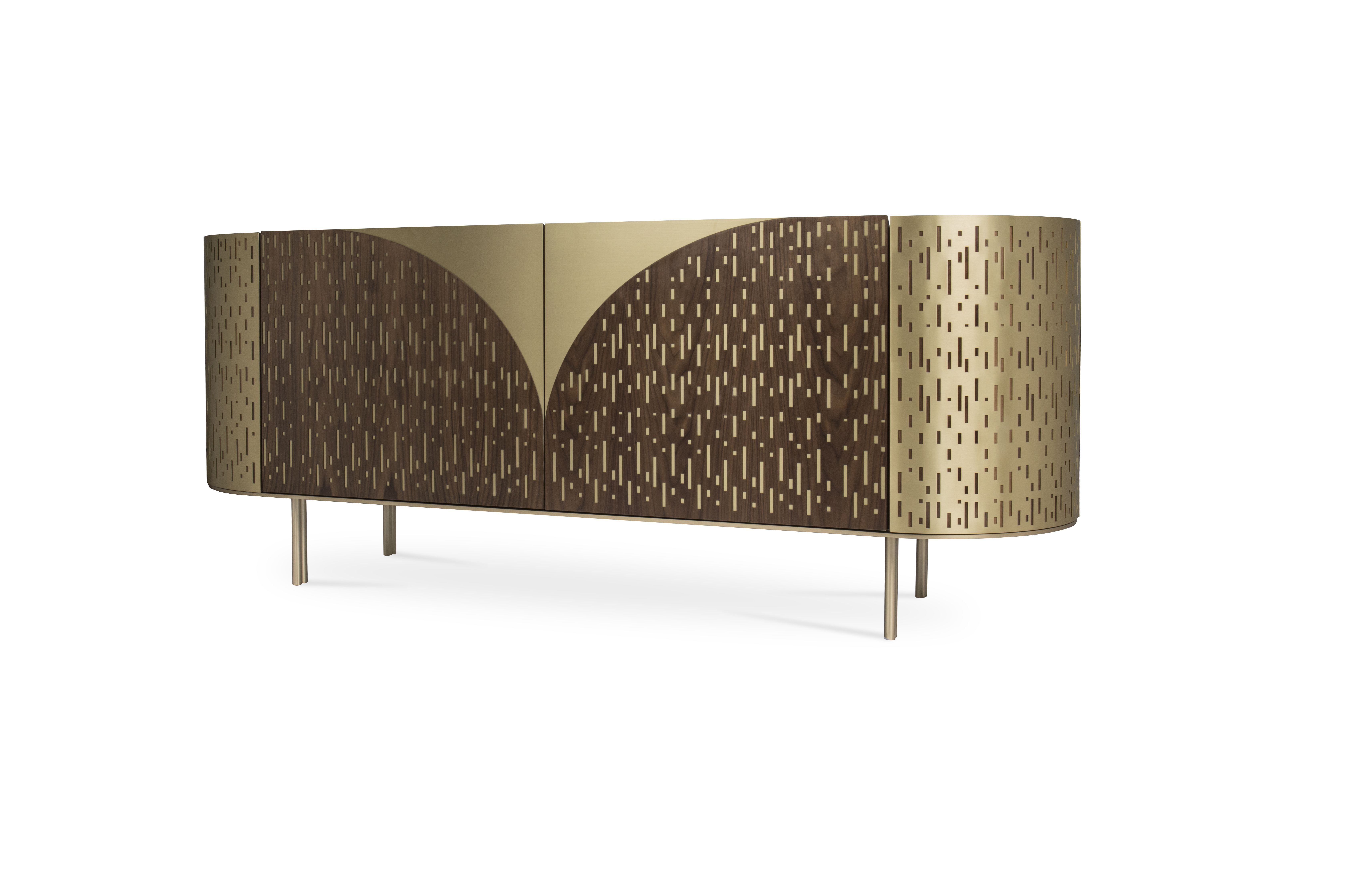 A Mid Century Sideboard With An Art Deco Inspiration, Vincent Is