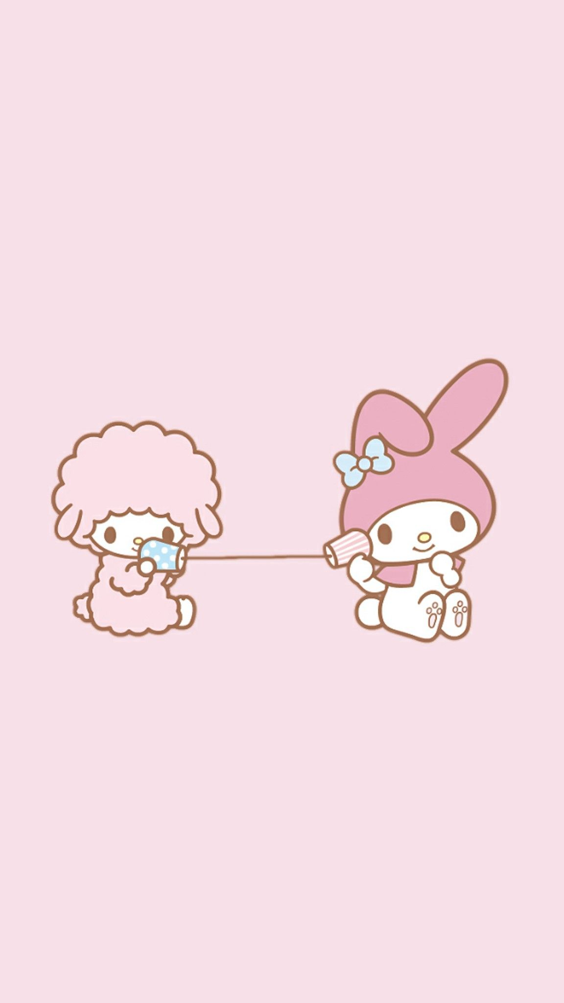 Pin By On My Sweet Piano Melody Hello Kitty My Melody Wallpaper Hello Kitty Wallpaper