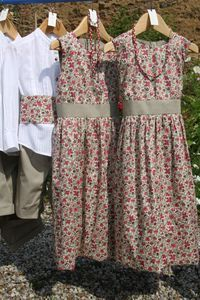 robe liberty petite fille