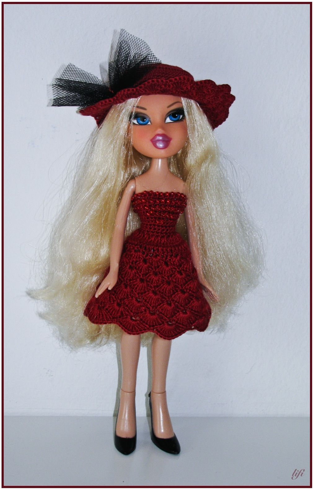 Dress and hat for Elli