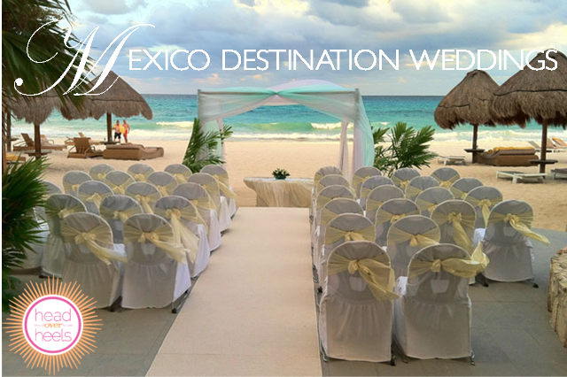 Mexico Destination Weddings Iberostar ParaÃso Maya