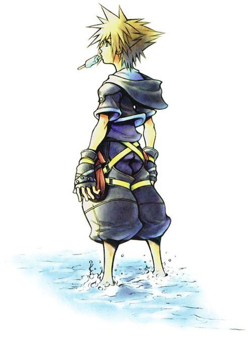 Kingdom Hearts Sora   :D   Pinterest   Videojuegos, Mi destino y Fondos