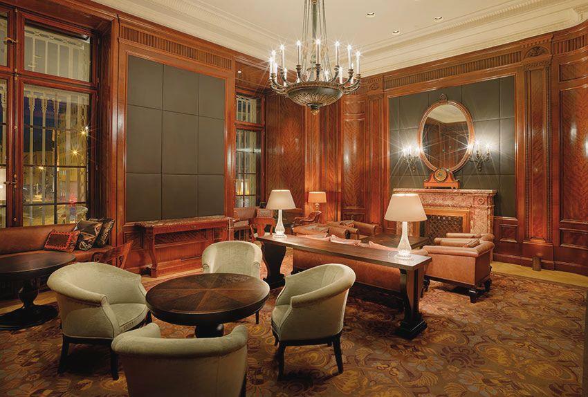Elegant Club Interior Design Ideas