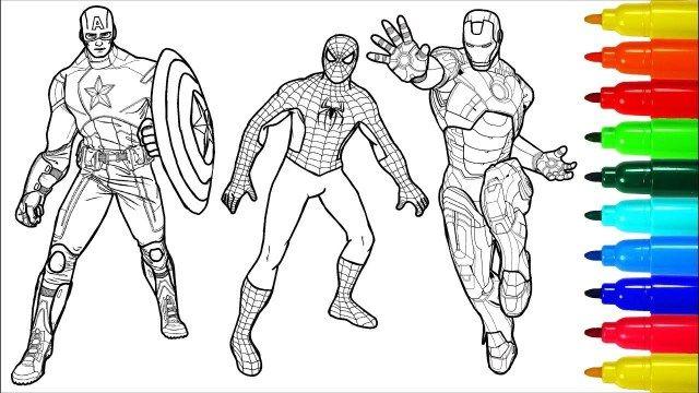 27 Wonderful Image Of Coloring Pages Spiderman Albanysinsanity Com Coloriage Gratuit Pages De Coloriage Disney Page De Coloriage