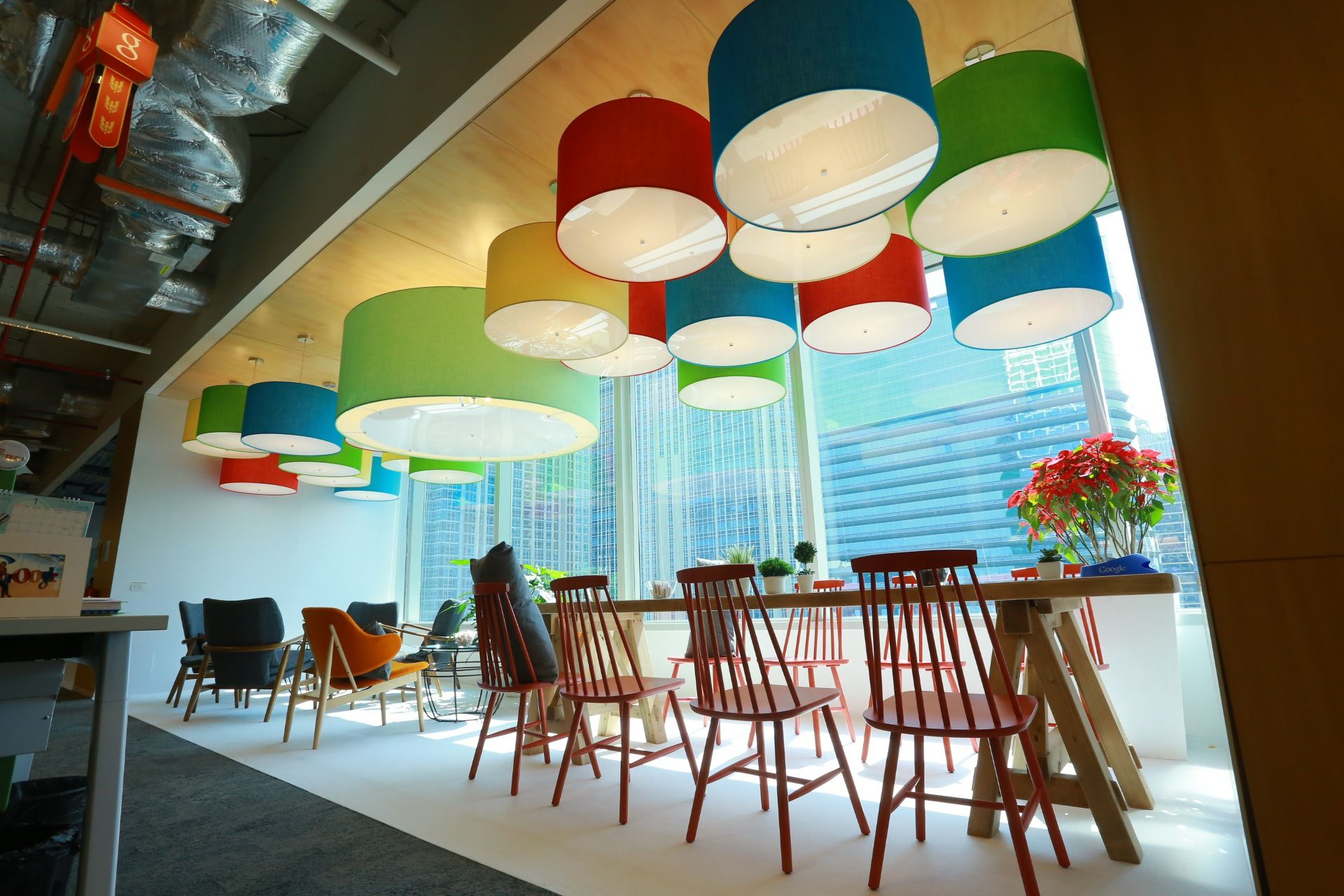 google thailand office. Google Office Thailand #management EECWSP Co.,LTD #lightingdesign @visionlightingdesign