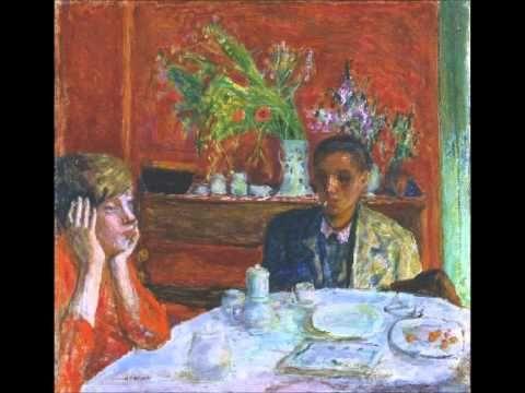 ▶ Francis Poulenc - Mélancolie   https://www.youtube.com/watch?v=nxwX9o1Lji8&list=RDnxwX9o1Lji8#t=0