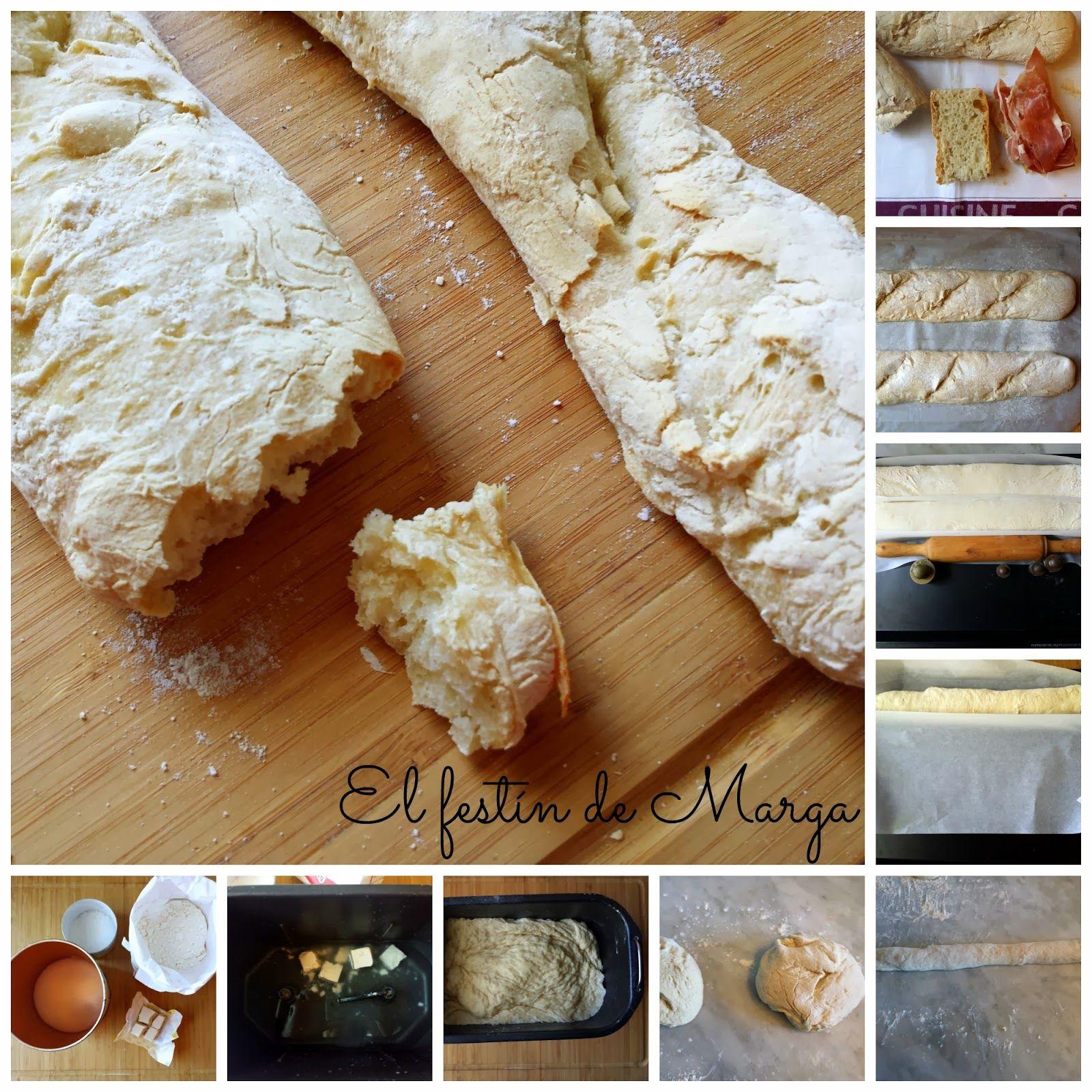 Receta de pan gallego casero