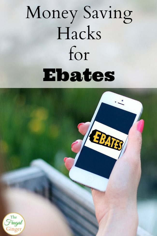 Use these hacks to save even more when you use Ebates.