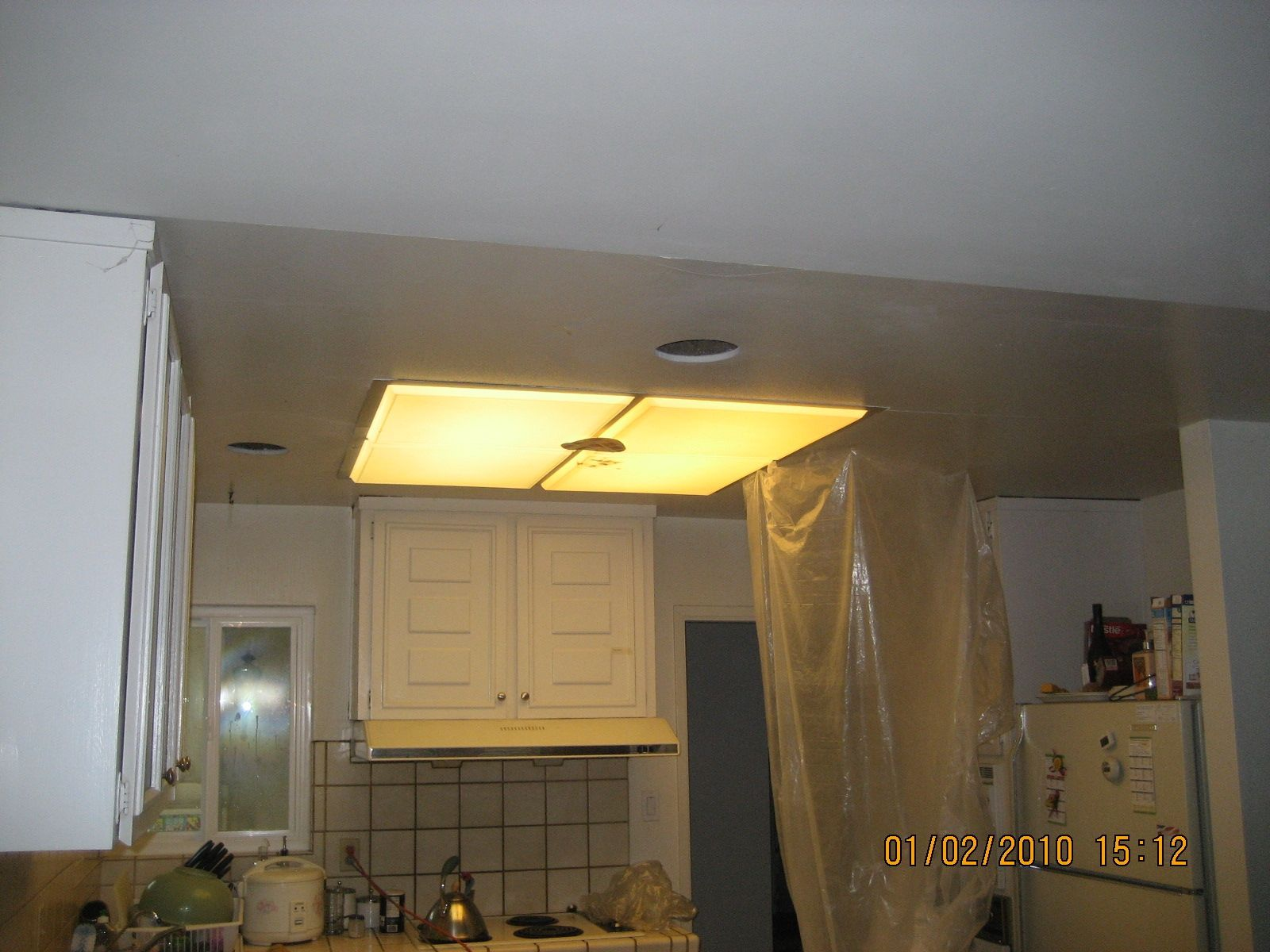 Fabric light covers for fluorescent ceiling lights http fabric light covers for fluorescent ceiling lights aloadofball Images
