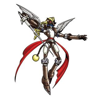 Leopardmon - Mega level Holy Knight digimon; member of the Royal Knights