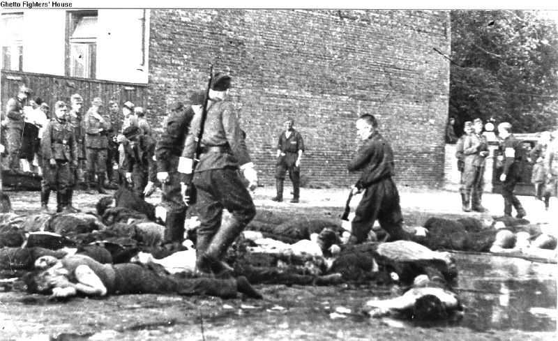 Einsatzgruppen A - The Massacres in Kovno - Reports and Eyewitness Accounts - http://www.warhistoryonline.com/war-articles/einsatzgruppen-a-the-massacres-in-kovno-reports-and-eyewitness-accounts.html