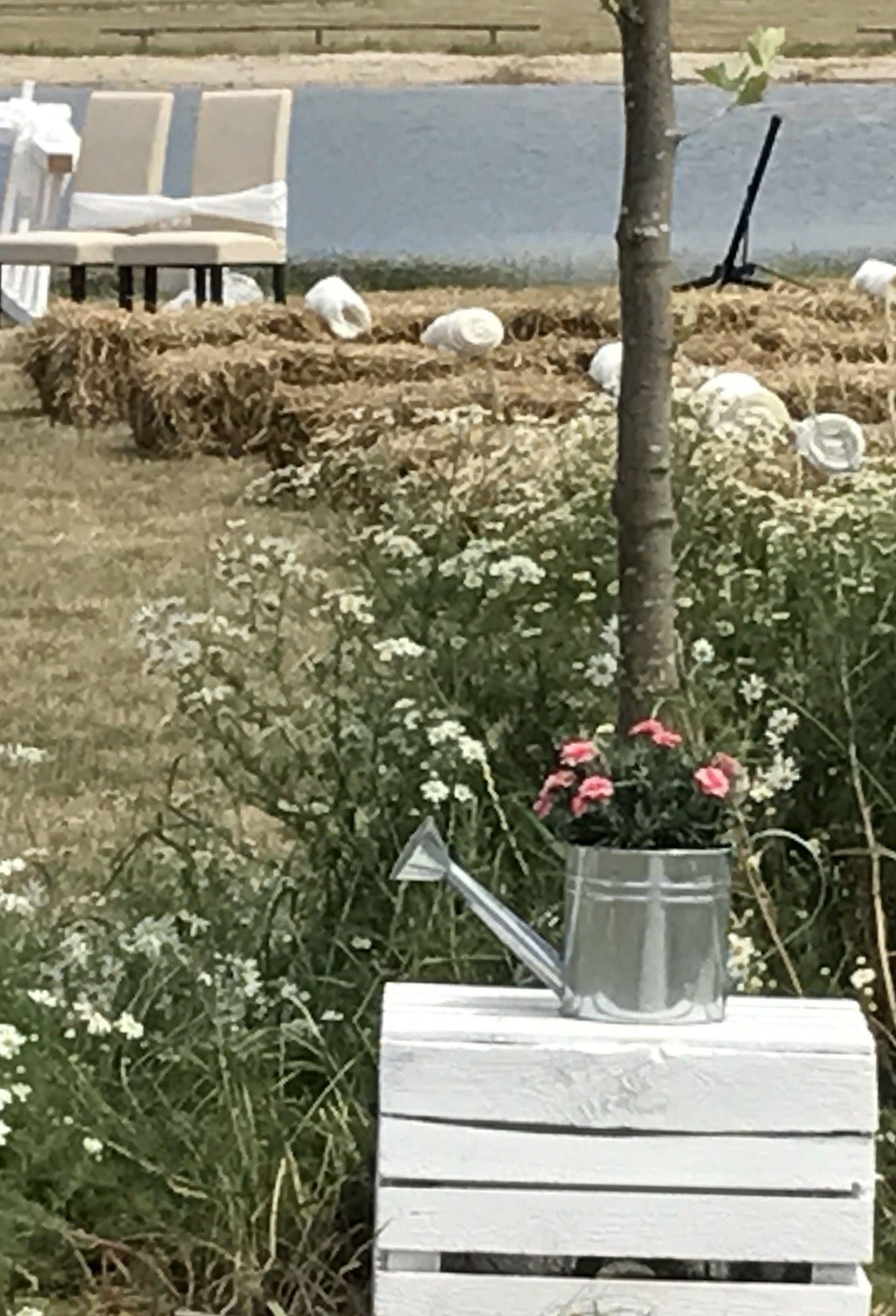 Romantische Hochzeit am Privatsee Krewelshof Eifel
