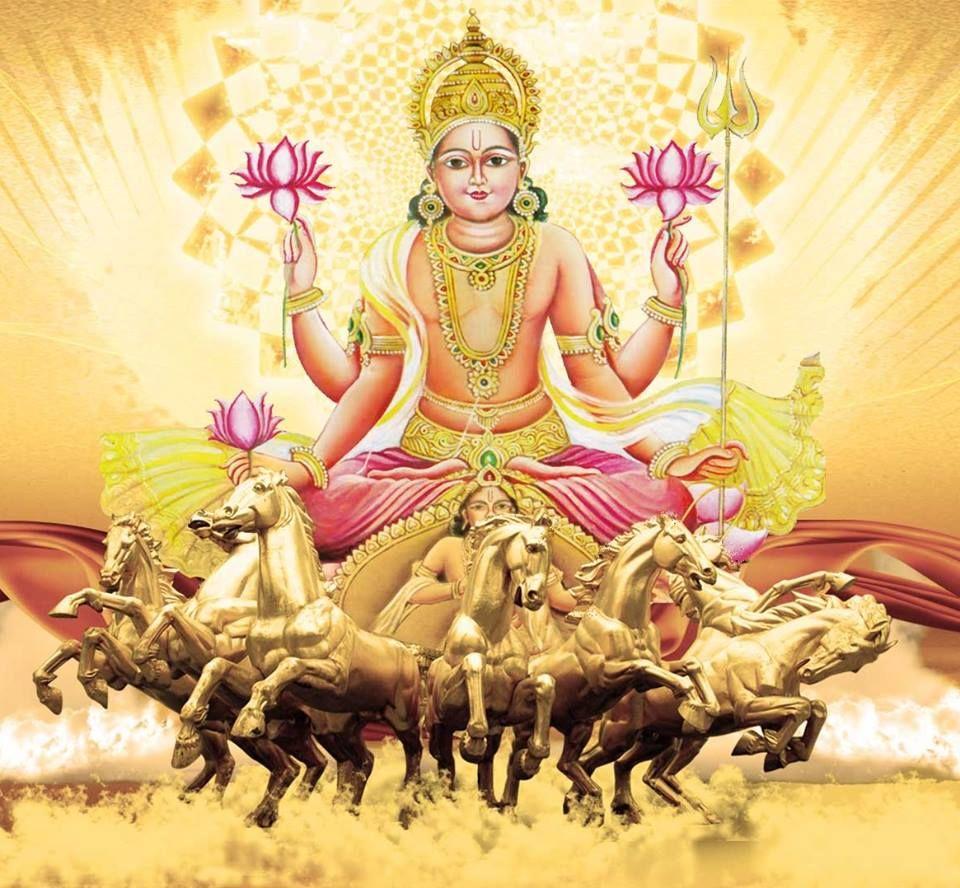 Ratha Saptami Festival Dedicated To Lord Surya Dev. On