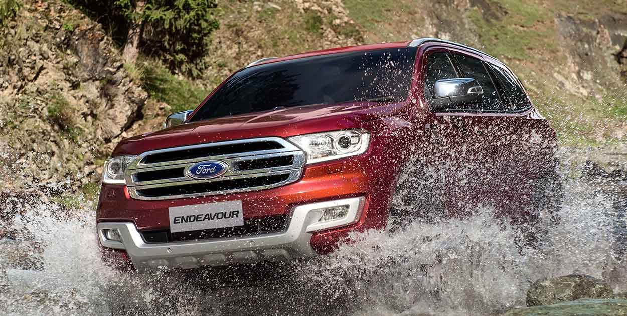Endeavour With Images Ford Endeavour Ford Ecosport Suv