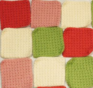 Need a simple granny square pattern? Then the Color Block Granny Square Pattern is just for you!