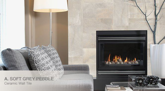 Tile Ideas And Tile Trends At The Home Depot Reface Fireplace Fireplace Fireplace Mantel Surrounds
