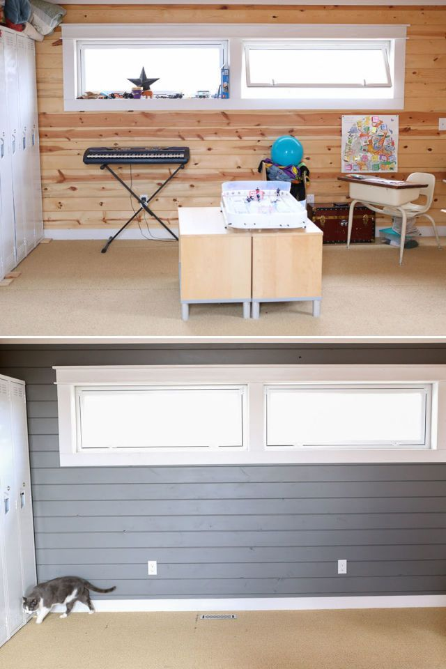 4 DIY Makeovers That Will Make You Want to Paint All Your Wood