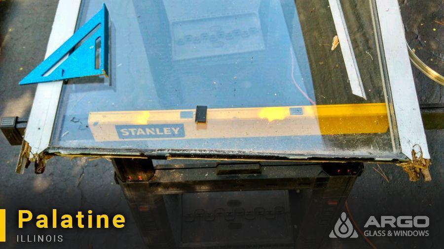 Palatine Window Repair Window repair, Window glass