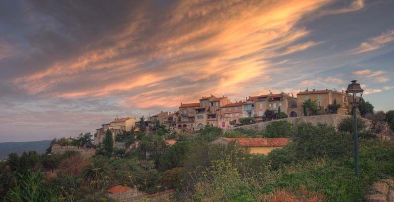 Le Castellet France magical medieval village in S France