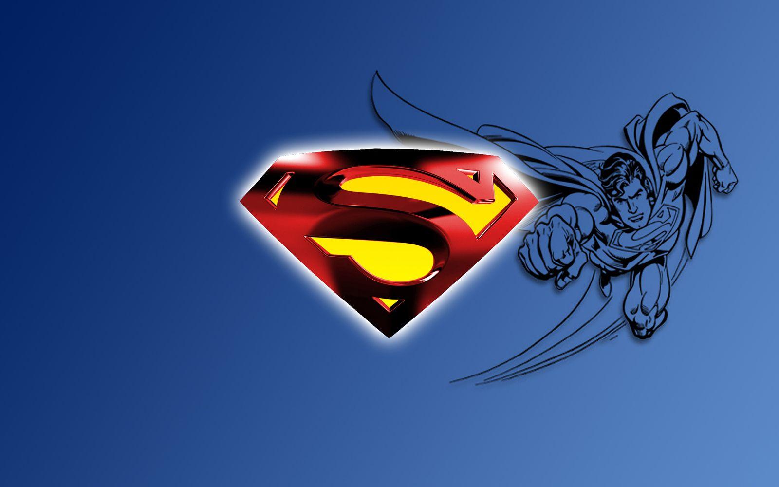 Superman Background Wallpaper Superman wallpaper