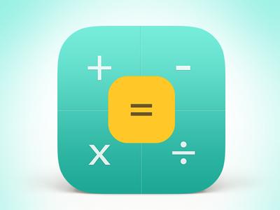 calculator app icon app