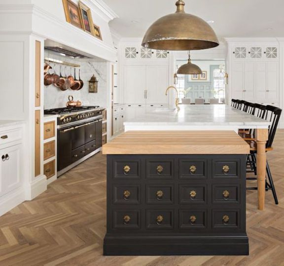 Types Of Kitchen Flooring Ideas: 2018 Hardwood Flooring TrendsBECKI OWENS