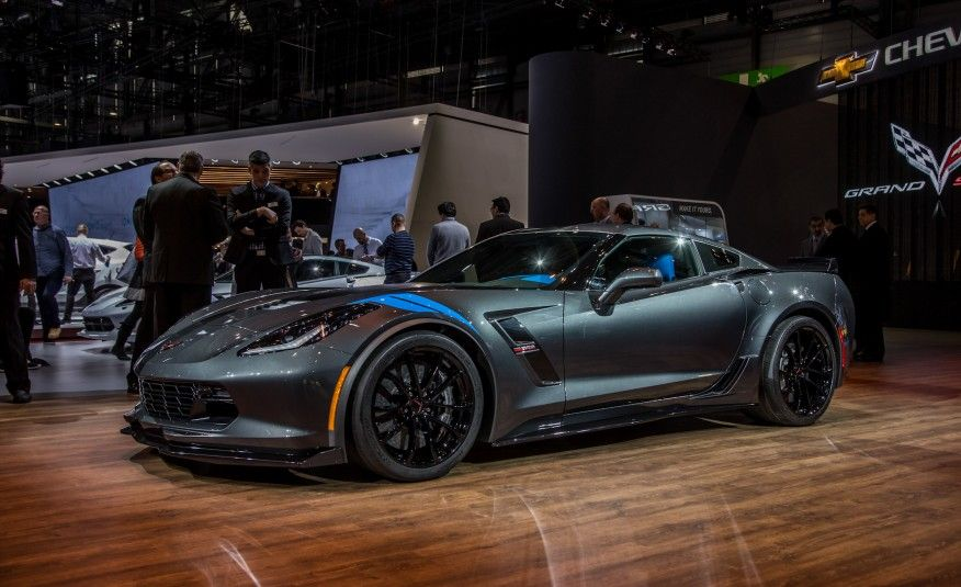 Chevrolet s C7 Corvette Grand Sport Is Here Gallery of auto